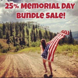 Shoes - 25% off MEMORIAL DAY BUNDLE SALE! PLEASE SHARE!